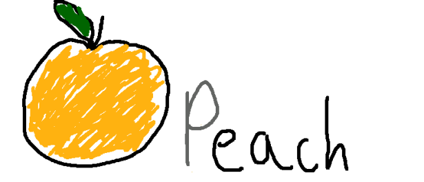 Peach.sketch