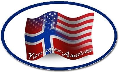 NorwegianAmericanFlag