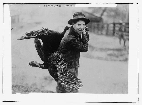 Vintage-turkey