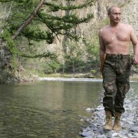 vladimir-putin-again-eschews-a-shirt-while-hiking-along-the-siberian-khemchik-river-in-the-summer